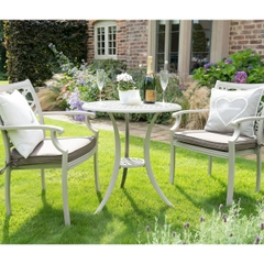 Hartman Celtic Cast Bistro Furniture Set - Sandstone