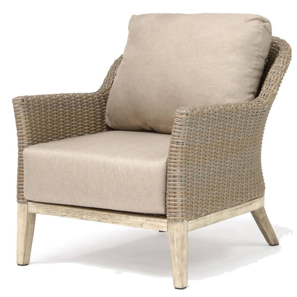 kettler cora lounge armchair huc23433 garden. Black Bedroom Furniture Sets. Home Design Ideas
