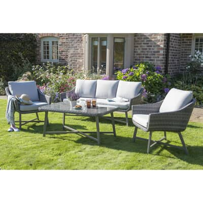 Kettler La Mode Large Lounge Set Klamoset03 Garden
