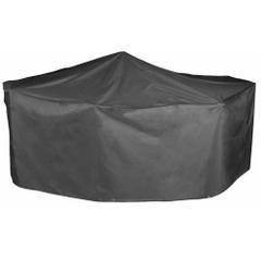 Bosmere Rectangular Patio Set Cover - 6/8 Seat - Black