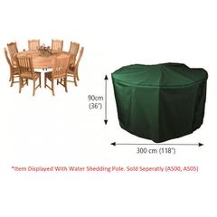 Bosmere Circular Patio Set Cover 8/10 Seat
