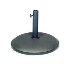 Kettler 25kg Parasol Base Iron Grey - Only available when bought with a set