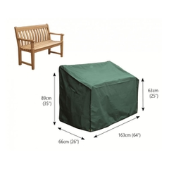 Bosmere Bench Seat Cover 3 Seat
