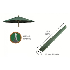 Bosmere Giant Parasol Cover With Zip
