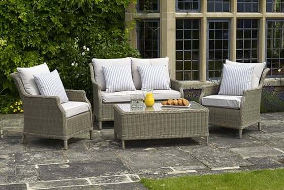 bramblecrest oakridge sofa set rssk1 garden. Black Bedroom Furniture Sets. Home Design Ideas