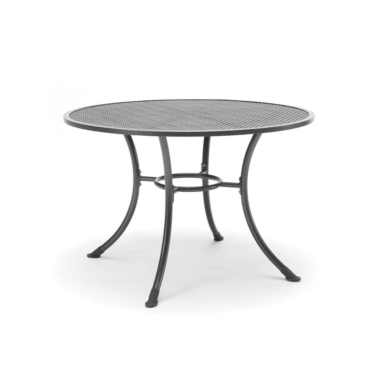 kettler lattice top table 110cm t17190200s garden furniture world. Black Bedroom Furniture Sets. Home Design Ideas