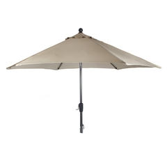 Kettler 2.9m Wind Up Parasol Grey/Truffle