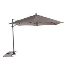 Kettler 3.5m Free Arm Parasol Taupe