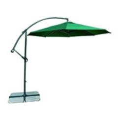 Alexander Rose 3.0m Cantilever Parasol - Green