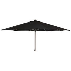 Alexander Rose 2.5m Stainless Steel Parasol - Black