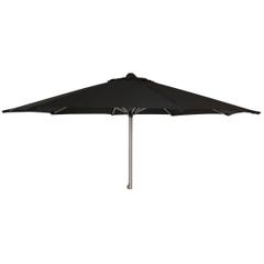 Alexander Rose 3.0m Stainless Steel Parasol - Black