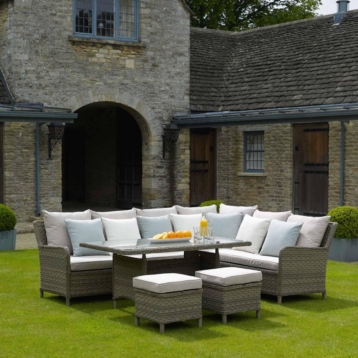 bramblecrest patagonia modular sofa casual dining set. Black Bedroom Furniture Sets. Home Design Ideas