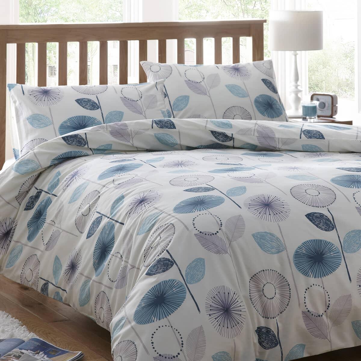 Linen house isabella blue justlinen for Isabella house
