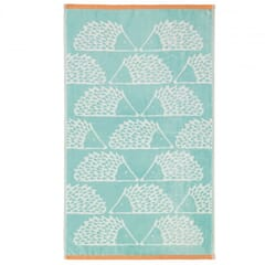 Spike Towels Aqua