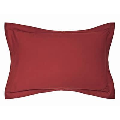 50/50 Polycotton Red