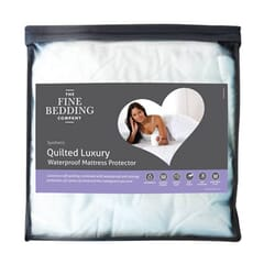 Fine Bedding CoQuilted Luxury Waterproof Protectors