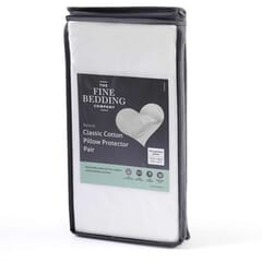 Fine Bedding CoClassic Cotton Protector