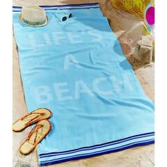 Lifes a Beach Blue