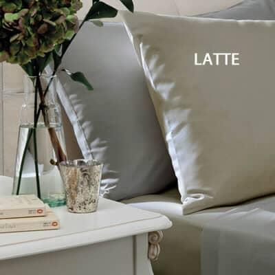 Plain Dye 400 T/C Latte