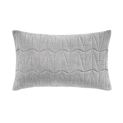 Clarendon Cushion Platinum