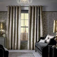 Grazia Praline Curtains