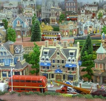 lemax dream city railway 5