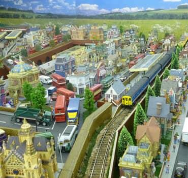 Dream City Railway
