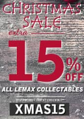 lemax christmas sale