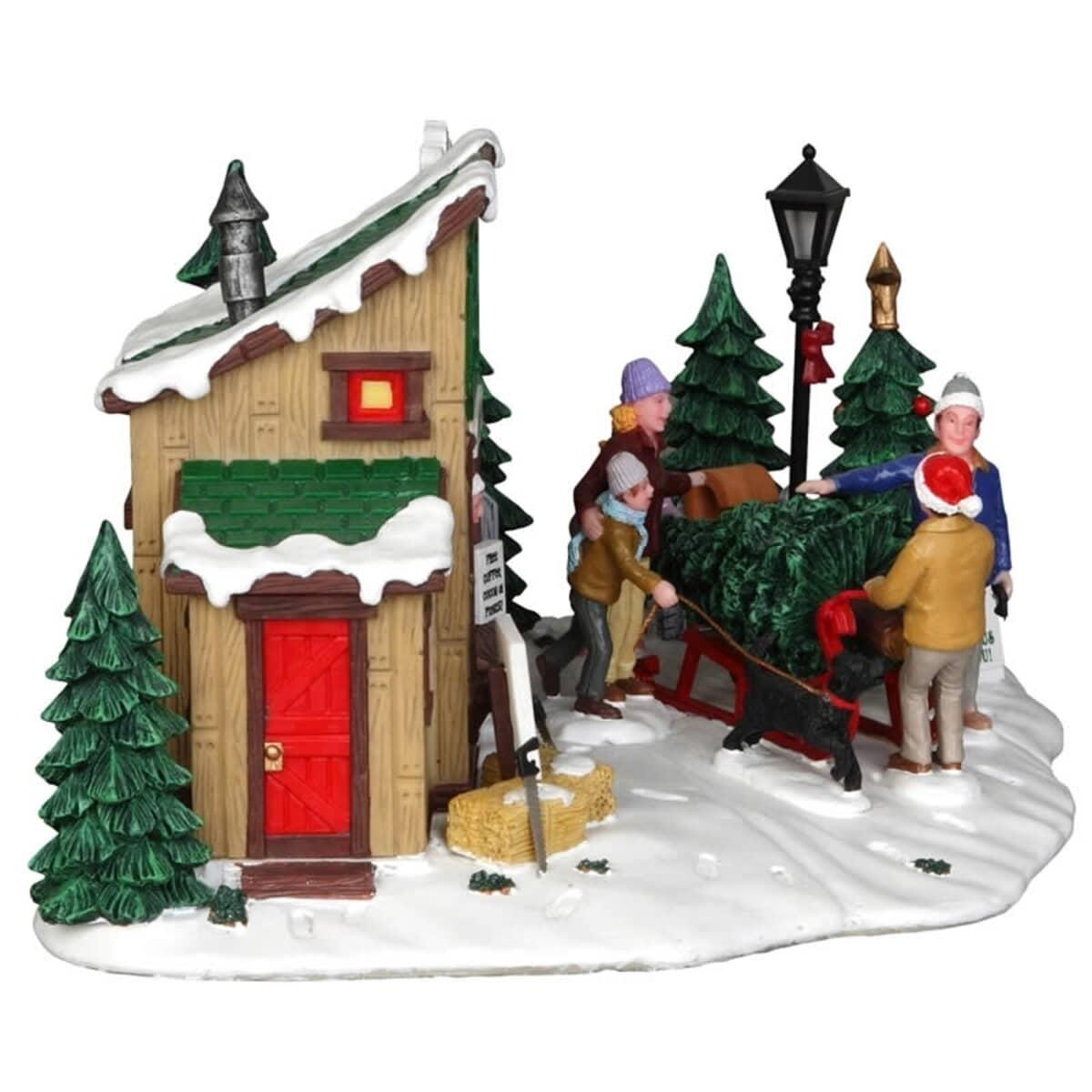Krueger Christmas Tree Farm: Kriss Christmas Tree Farm