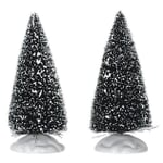 Lemax - Bristle Tree Set Of 2 Small