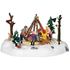 Lemax - Holiday Merry-Go-Round B/O (4.5V)