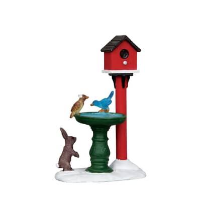 Lemax - Deer Fountain