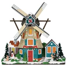 Lemax - Windmill Bo (4.5V)