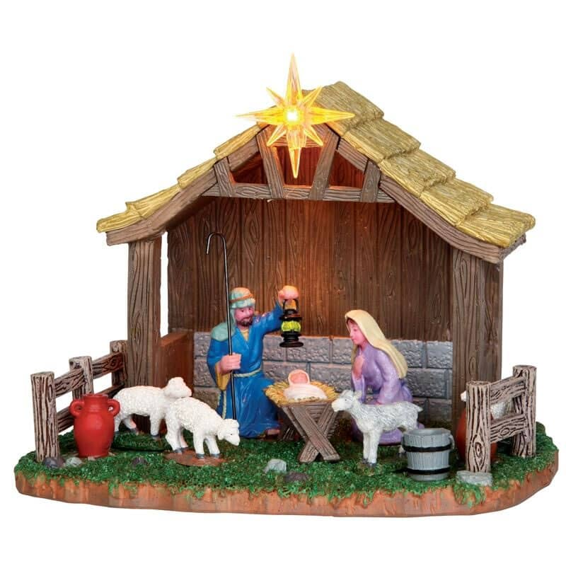 Lemax - Nativity Scene B/O (4.5V)