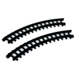 Lemax - Curved Track For Christmas Express Set Of 2