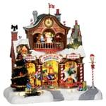 Lemax - Santas Workshop