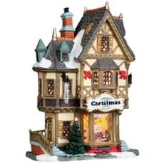 Lemax - Tannenbaum Christmas Shoppe B/O LED