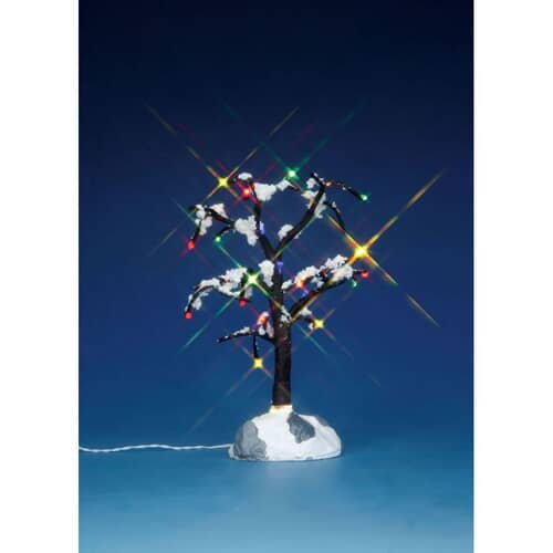 Lemax - Snowy Dry Tree Medium B/O (4.5V)