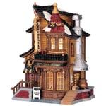 Lemax - Lucys Chocolate Shop