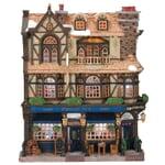 Lemax - Wesley Pub Facade