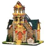 Lemax - Hillside Bell Chapel