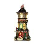 Lemax - Christmas Clock Tower