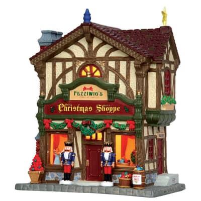 Lemax - Fezziwigs Christmas Shoppe B/O LED