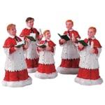 Lemax - The Choir - Set of 5