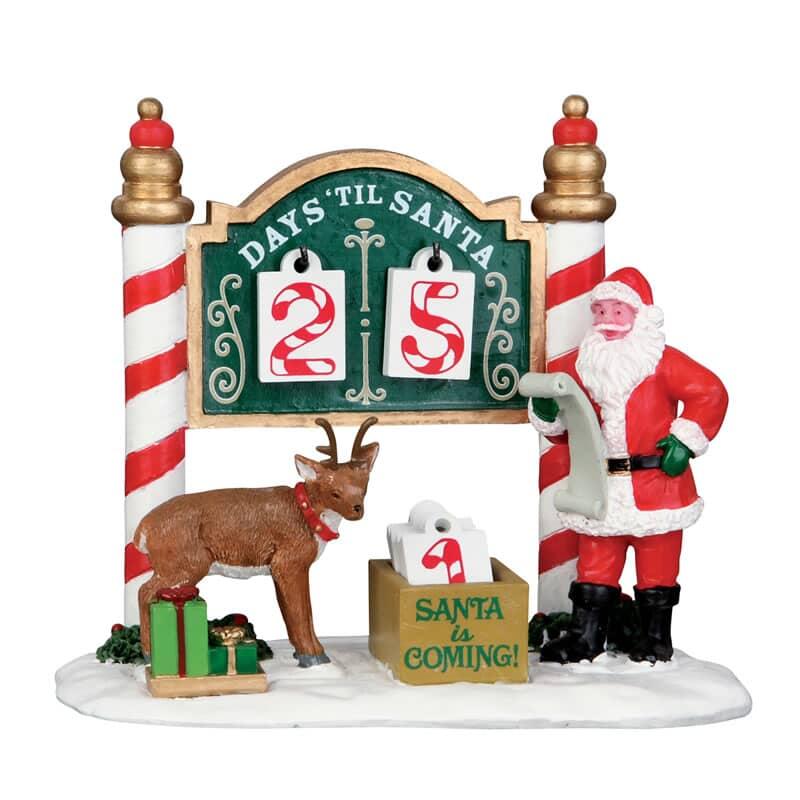 Lemax - Christmas Countdown