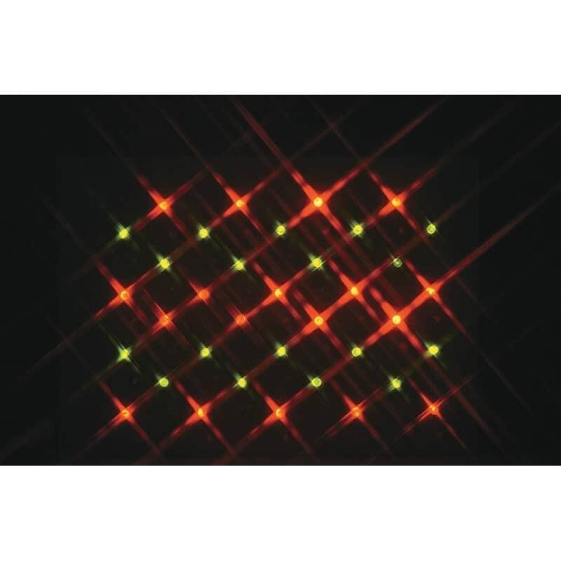 Lemax - Chasing Mini Light - Multi Count Of 36 B/O (4.5V)