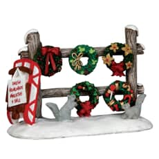 Lemax - Christmas Wreaths 4 Sale