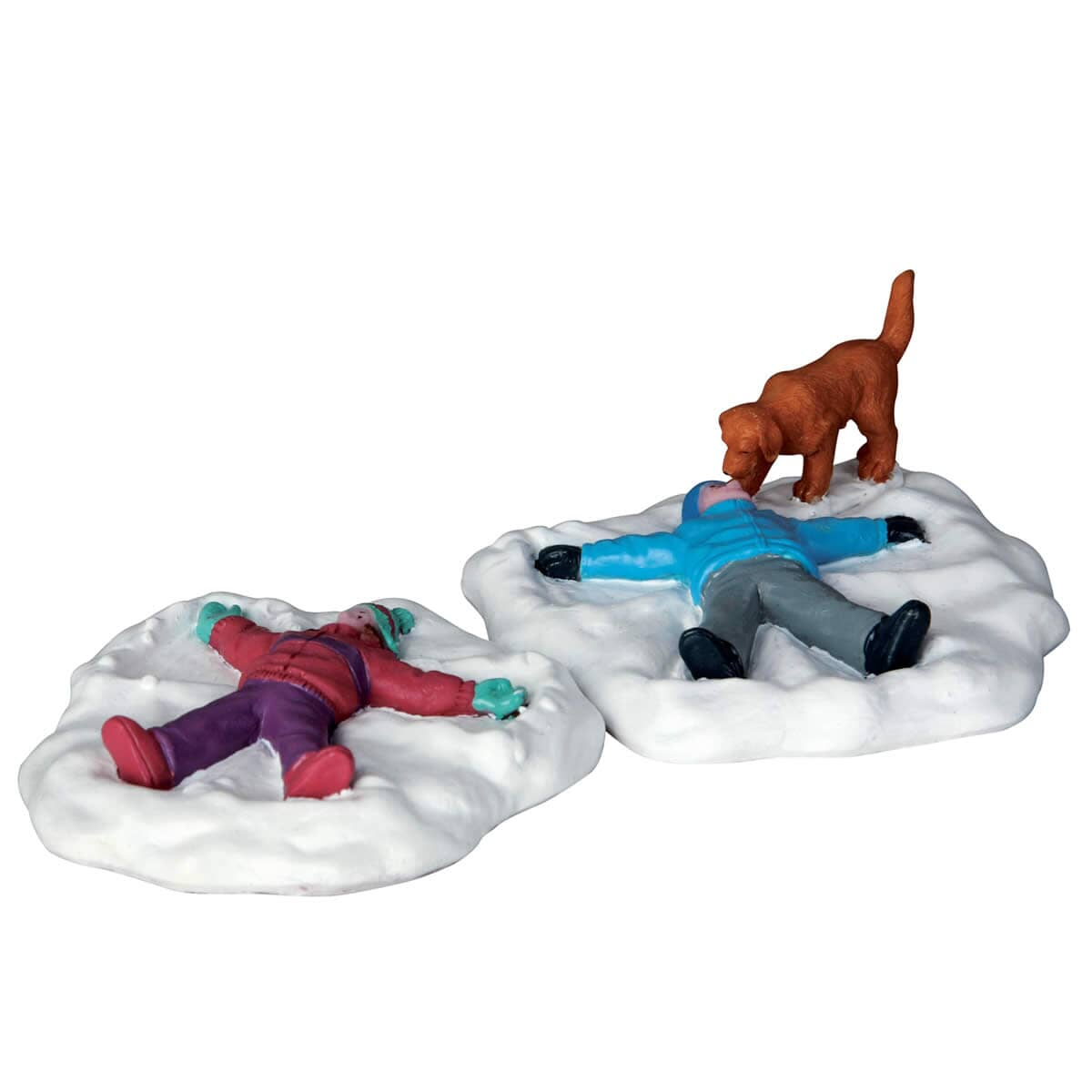 Lemax - Snow Angels Set Of 2