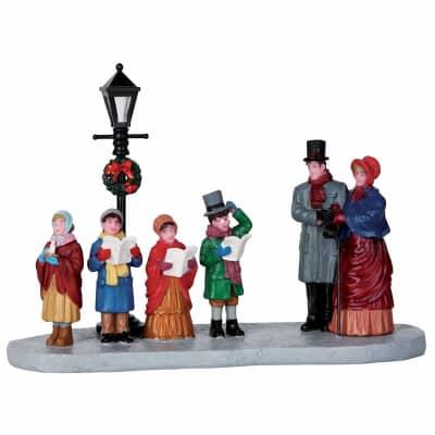 Lemax - Street Lamp Serenade