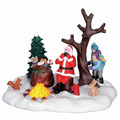 Lemax - Santa Takes A Break B/O (4.5V)